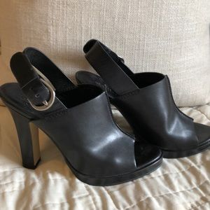 Used, Cole Haas Platform Sandals for sale